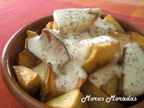 with allioli patatas bravas patatas bravas with allioli patatas bravas ...